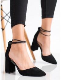 Stilingi juodi aukštakulniai - 100-992B
