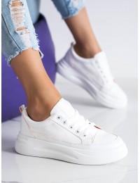 Stilingi suvarstomi batai su platforma - QSN80711W/P