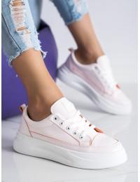 Stilingi suvarstomi batai su platforma - QSN80711W/OR