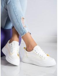 Stilingi suvarstomi batai su platforma - QSN80711W/Y