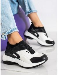 Madingi šiuolaikiško dizaino batai - A216B/