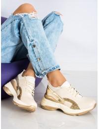 Madingi šiuolaikiško dizaino batai - A216BE