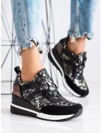 Aukštos kokybės stilingi batai su platforma - XY22-10670B/B
