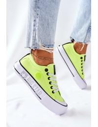 Šiuolaikiški patogūs Big Star aukštos kokybės batai kasdienai - II274022 YELLOW