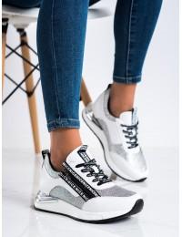 Sportinio dizaino aukštos kokybės batai su patogia platforma - XY22-10646W