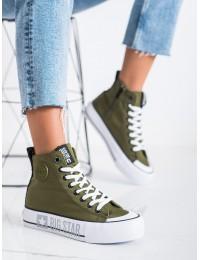 Šiuolaikiško dizaino BIG STAR patogūs aukštos kokybės batai - II274017KH