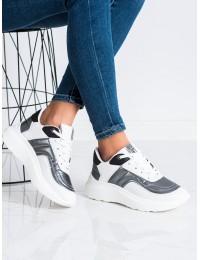 Sportinio dizaino aukštos kokybės patogūs batai - II274335W