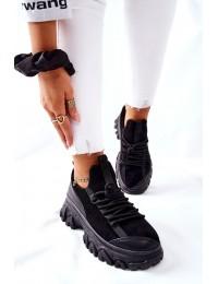 Juodi stilingi batai Black Miles - NB520 BLK