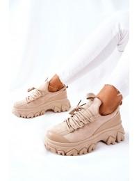 Smėlio spalvos batai Beige Miles - NB520 KHAKI
