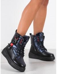 Šilti patogūs komfortiški žieminiai batai - NB509BL