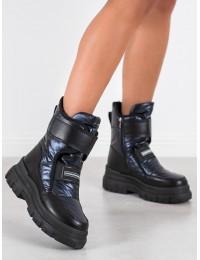 Šilti patogūs komfortiški žieminiai batai - NB508BL