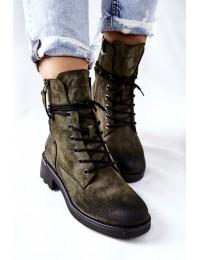 Stilingo dizaino patogūs aukštos kokybės batai Green Maisa - 21BT35-4226 GREEN