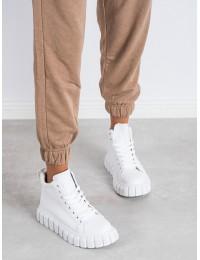 Stilingi balti suvarstomi batai - AD-396W