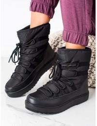 Aukštos kokybės šilti žieminiai batai - WB-3990B