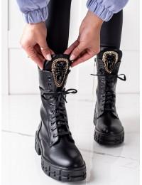 Išskirtinio dizaino madingi aukštos kokybės batai - DA78B