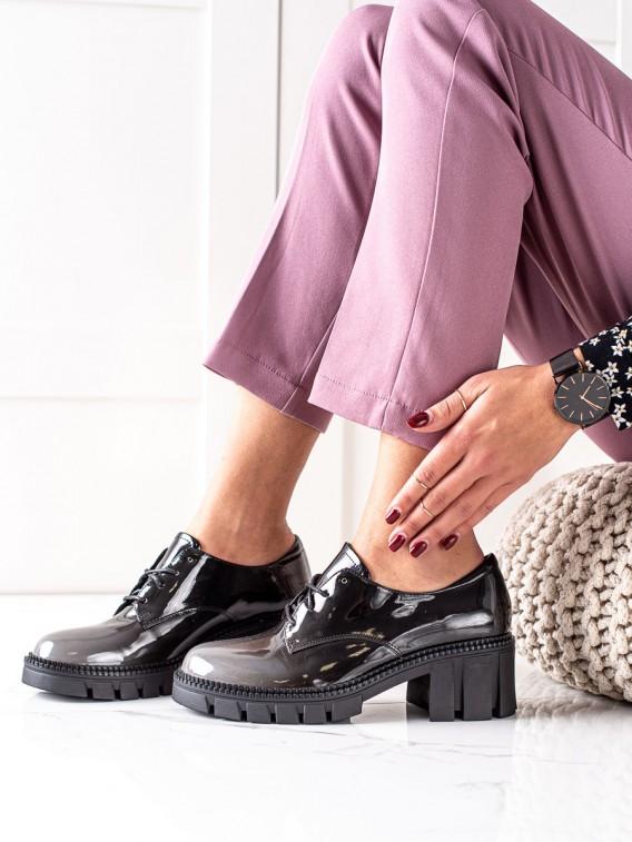 Išskirtinio dizaino aukštos kokybės stilingi batai - F769G/B
