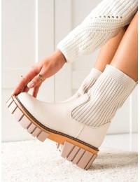 Madingi aukštos kokybės stilingi batai - NS227BE