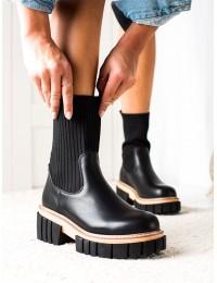 Madingi aukštos kokybės stilingi batai - NS227B