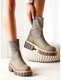 Madingi aukštos kokybės stilingi batai - NS227GR