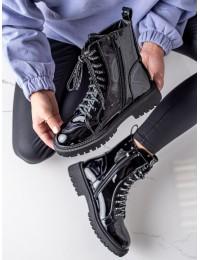 Lakuotos odos suvarstomi batai kiekvienai dienai - GD-DO-603B