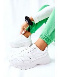 Balti sportiniai Big Star patogūs lengvi batai - II274286 WHT