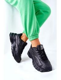 Juodi aukštos kokybės Big Star batai su pašiltinimu - II274287 BLK