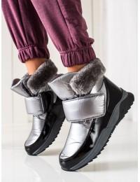 Madingi ir šilti sniego stiliaus batai - WB-4270G