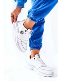 Balti sportiniai Big Star patogūs batai - II274314 WHT