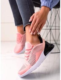 Rožinės spalvos sportiniai lengvi bateliai - ANN20-14436P