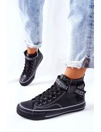 Big Star laisvalaikio stiliaus batai - GG274026 BLK