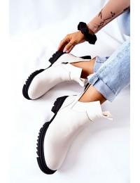 Stilingi aulinukai su pašiltinimu White Corano - 21-18005 WHT