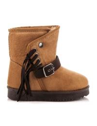 Šilti UGG stiliaus batai vaikams