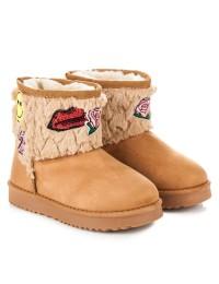 Mieli vaikiški šilti batai