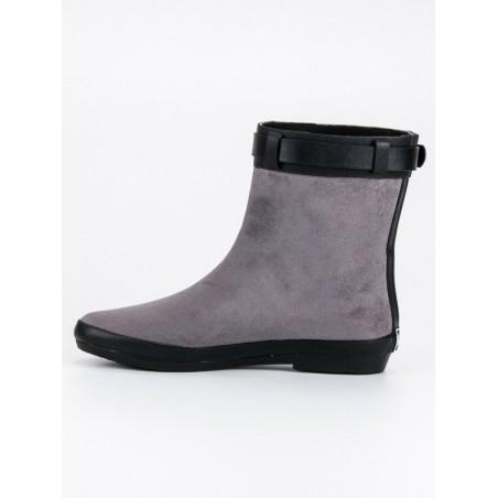 Elegantiški guminiai batai lietingai dienai